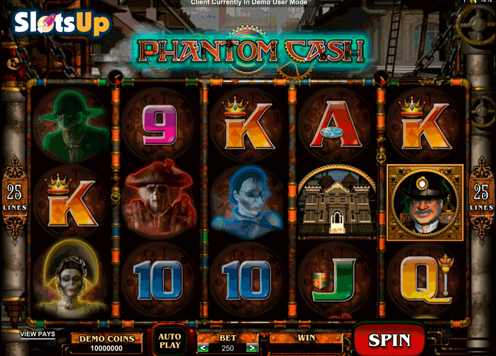 Phantom Cash online slot | Euro Palace Casino Blog