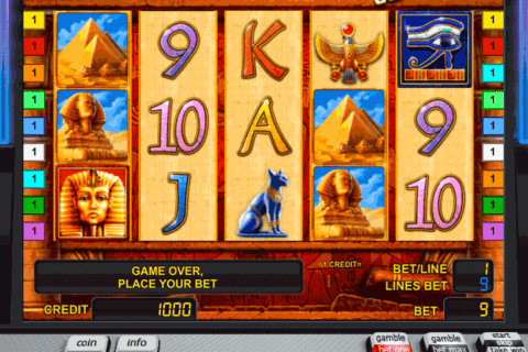 pharaohs gold ii deluxe novomatic casino slots
