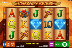 pharaos riches bally wulff 480x320