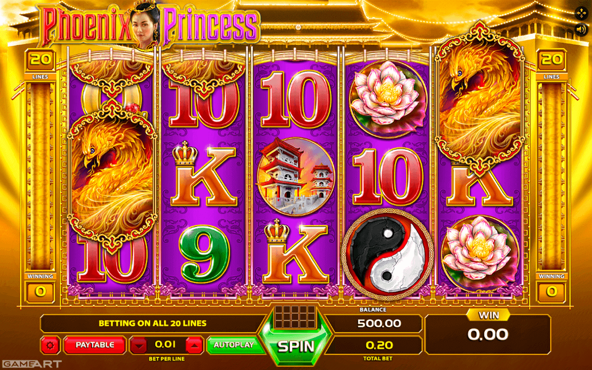 Thunder Bird Slot Machine Online ᐈ GameArt™ Casino Slots