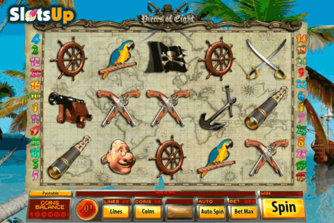 PIECES OF EIGHT SAUCIFY CASINO SLOTS