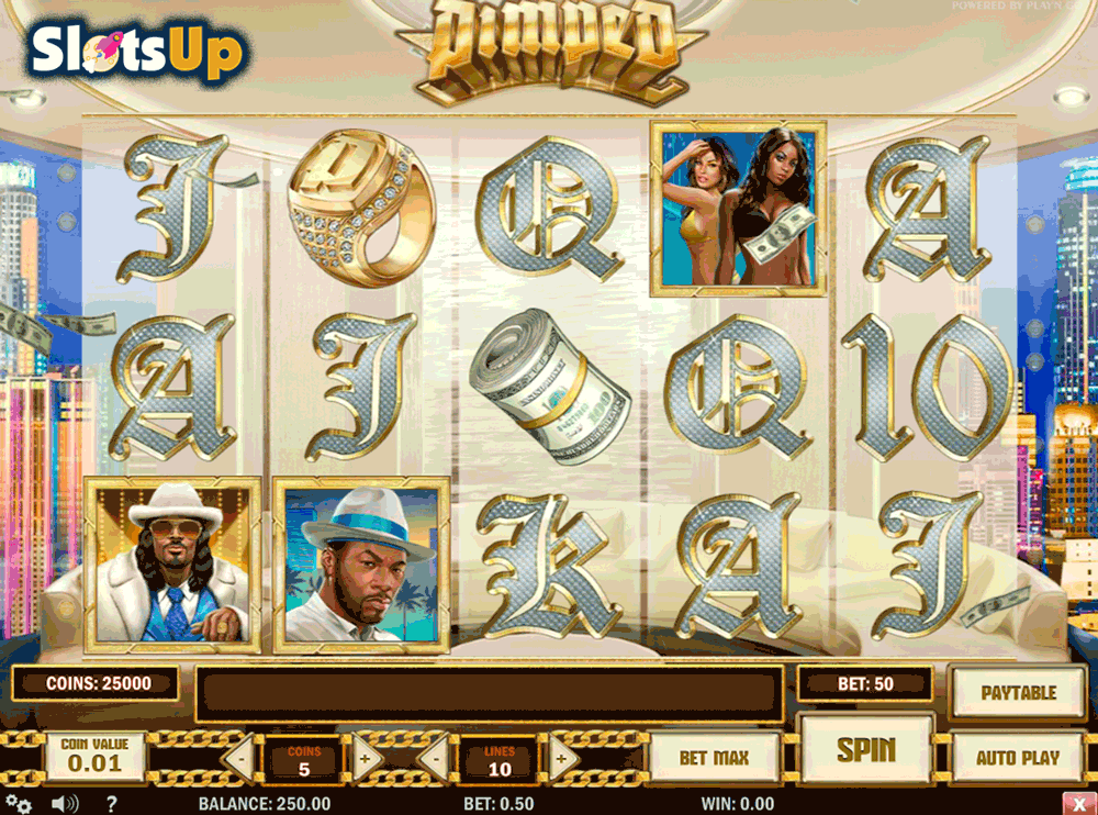 PIMPED PLAYN GO CASINO SLOTS
