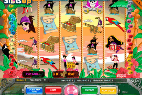 pink rose pirates portomaso casino slots 480x320