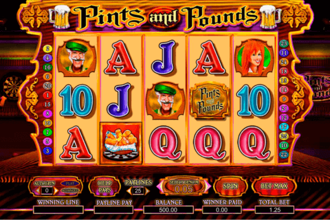 pints and pounds amaya casino slots