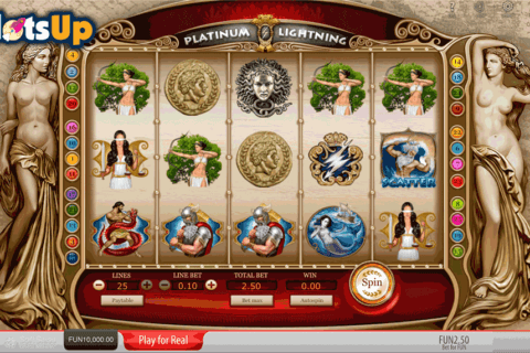 platinum lightning softswiss casino slots