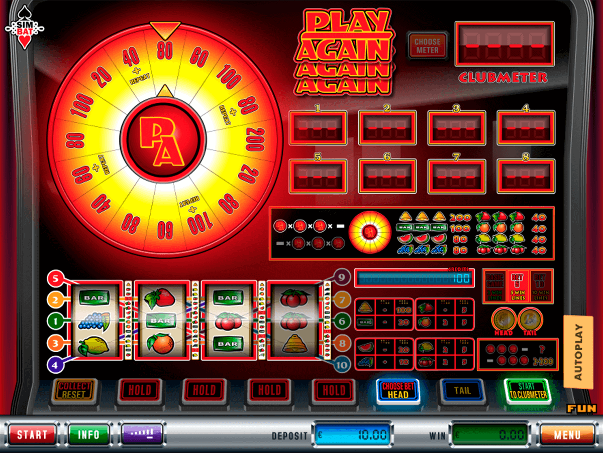 play free casino slot machine games online