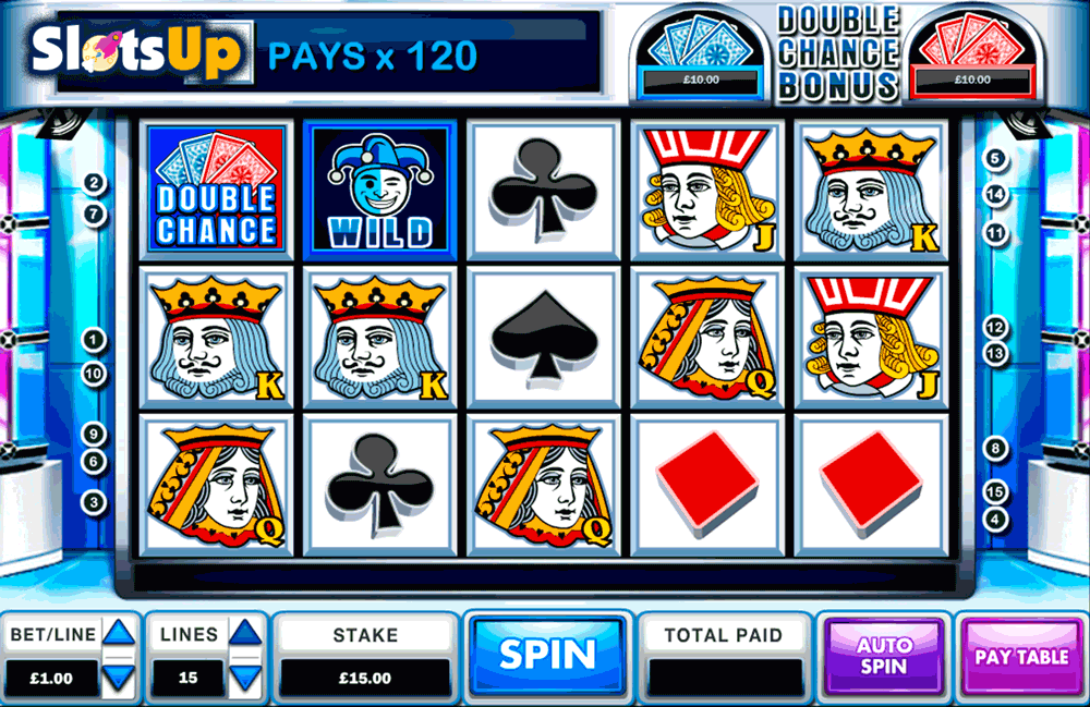 PLAY YOUR CARDS RIGHT OPENBET CASINO SLOTS