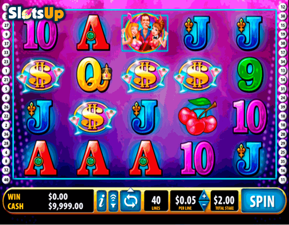 playboy hot zone bally casino slots