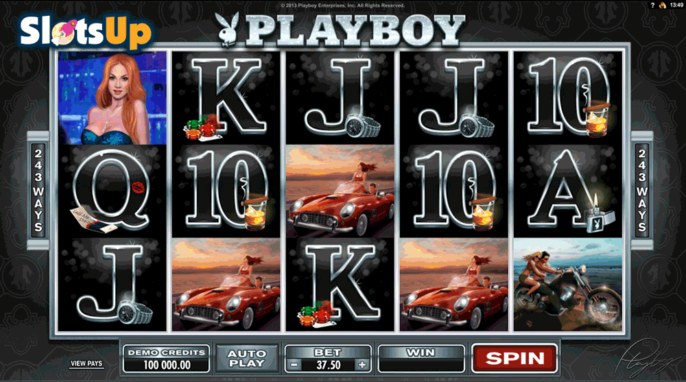 PLAYBOY MICROGAMING CASINO SLOTS