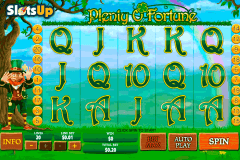 plenty o fortune playtech casino slots
