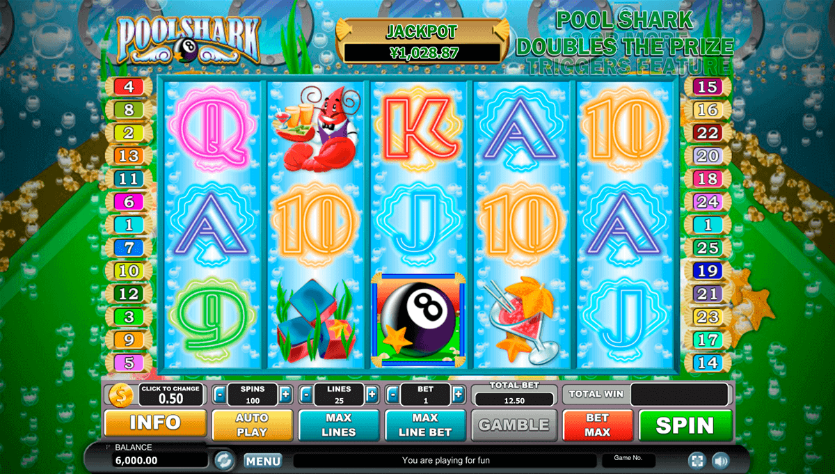 Pool Shark Slot Machine Online ᐈ Habanero™ Casino Slots