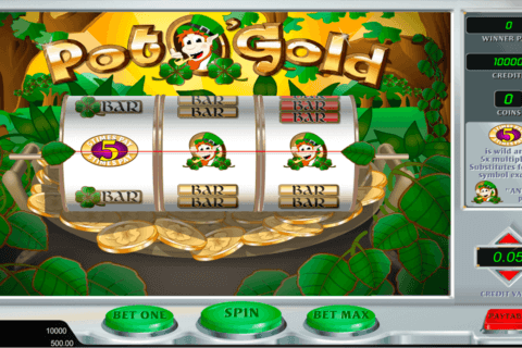 Pot O' Gold Slot - Play the Amaya Casino Game for Free