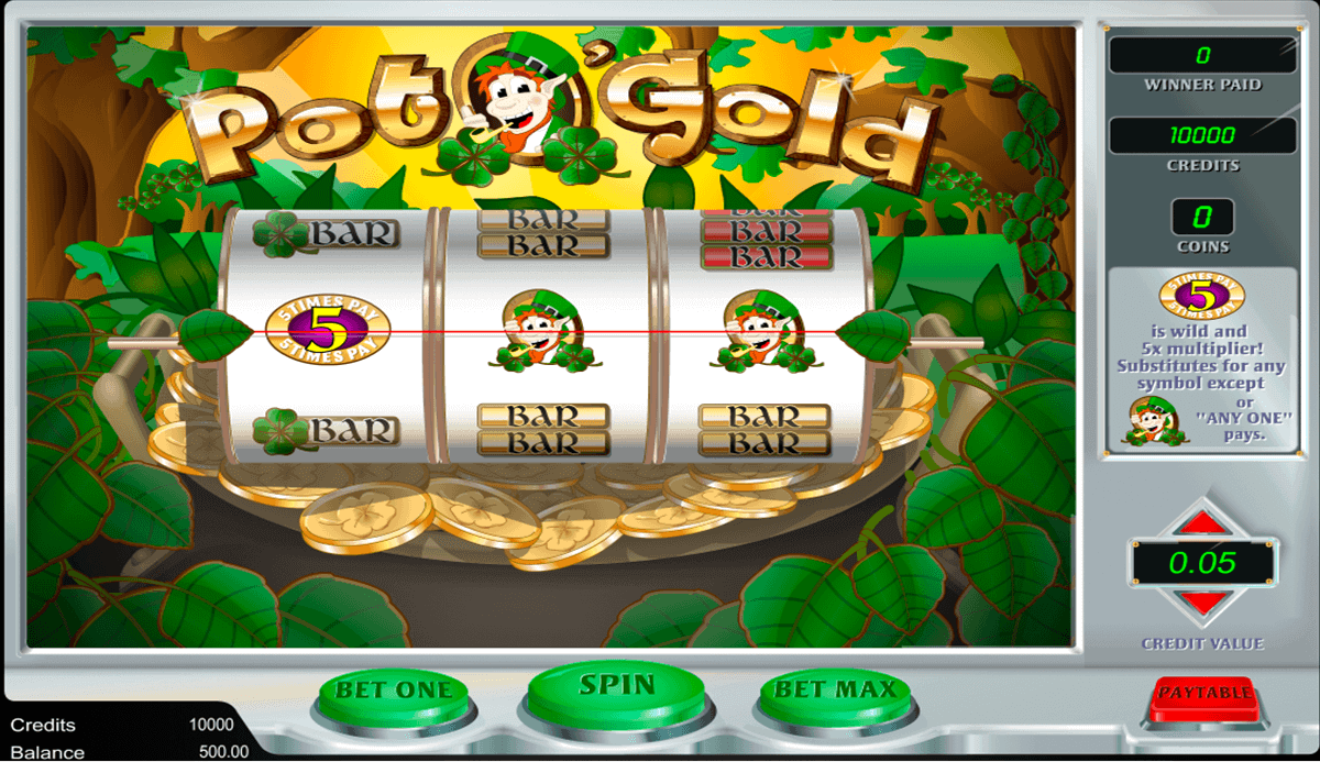POT O GOLD AMAYA CASINO SLOTS