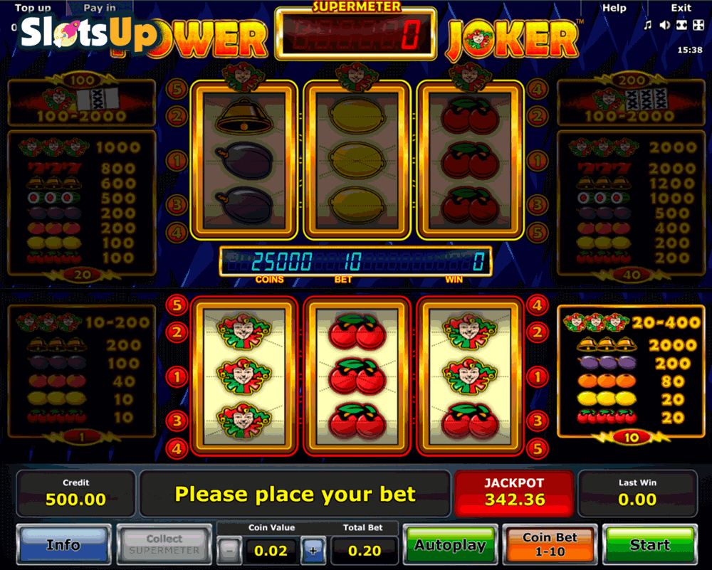 free casino play online joker casino