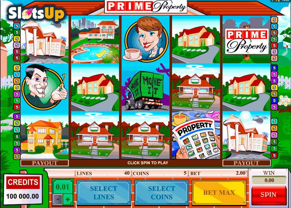 prime property microgaming casino slots