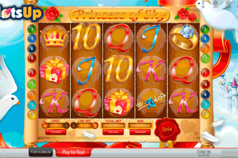 princess of sky softswiss casino slots