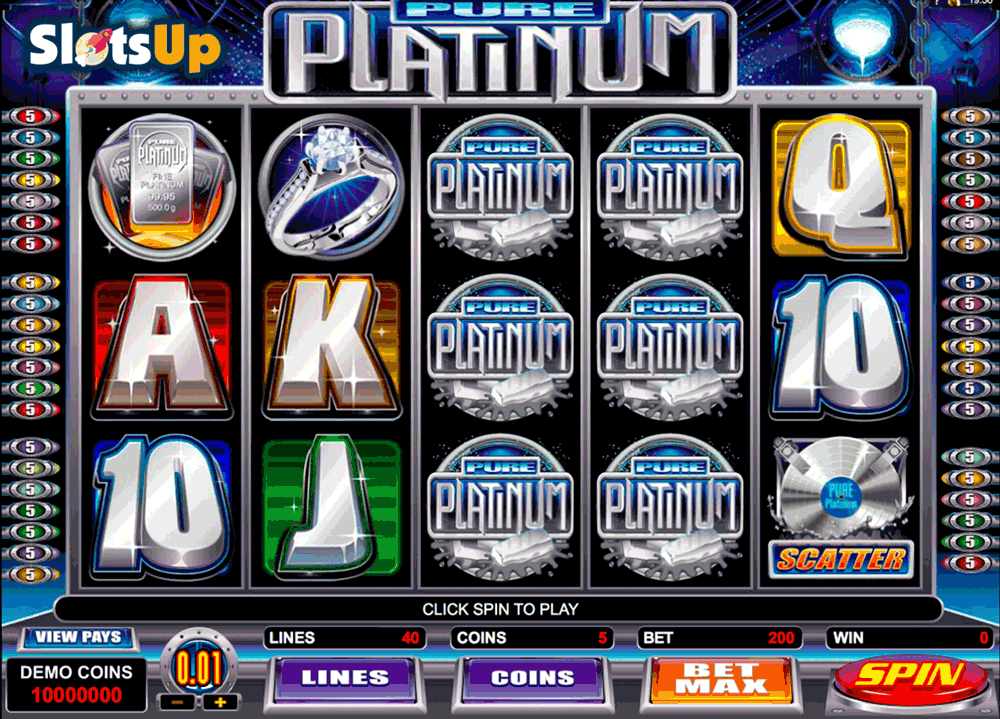 platinum play casino free slots