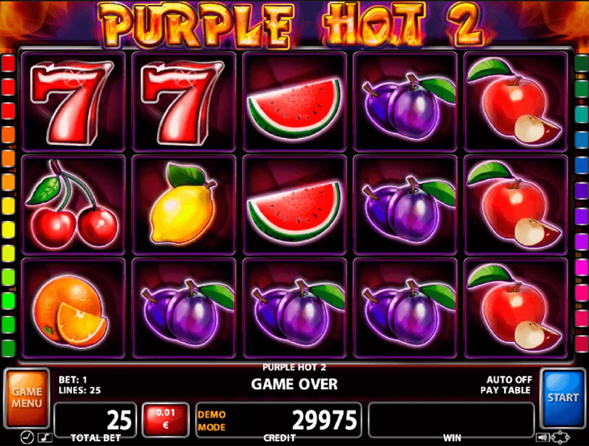 Purple Hot™ Slot Machine Game to Play Free in Playtechs Online Casinos