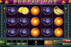 purple hot playtech casino slots