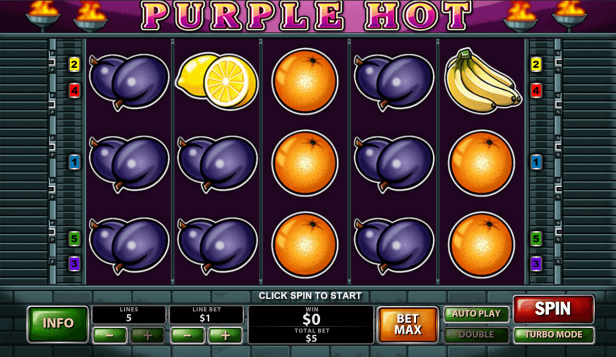 Ply Purple Hot Online Slots at Casino.com NZ
