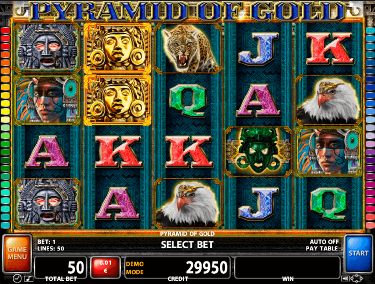 Thundering Buffalo Slot Machine