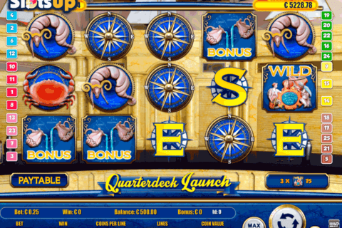quarterdecks launch portomaso casino slots