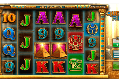 Queen of Riches Slot Machine Online ᐈ Big Time Gaming™ Casino Slots