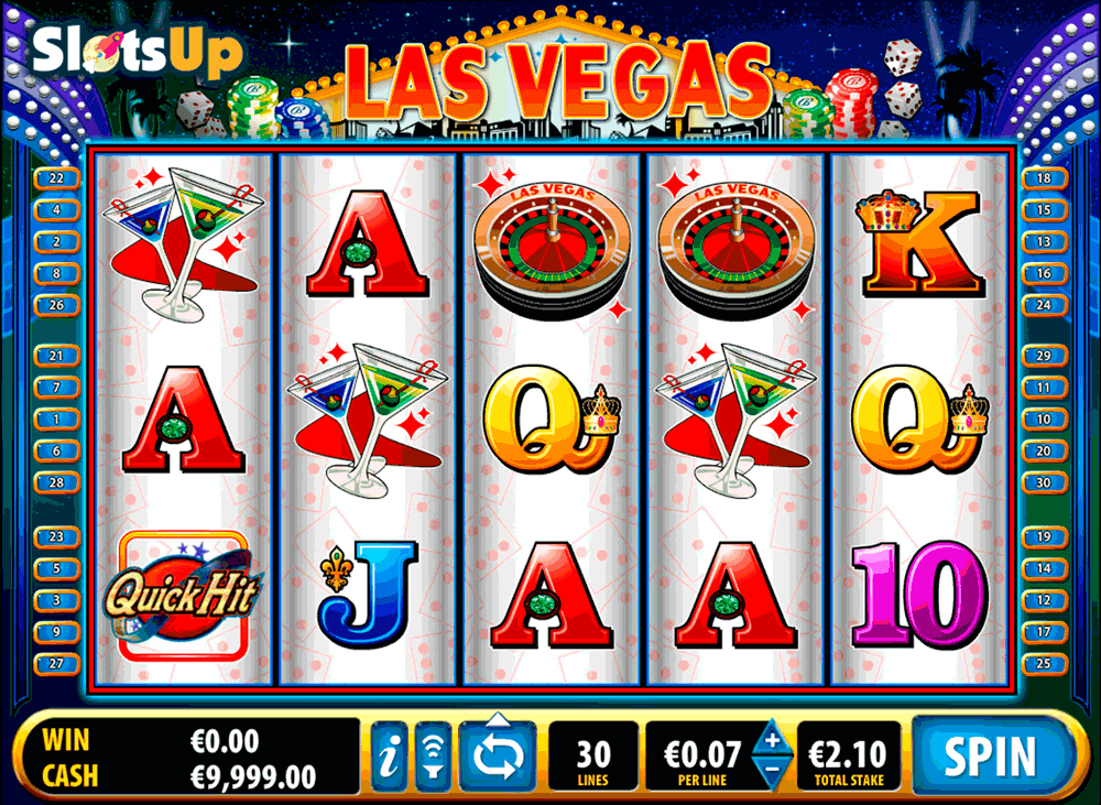 Las Vegas Free Slot Machines