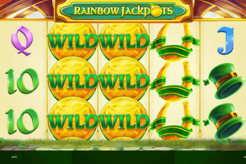 rainbow jackpots red tiger casino slots