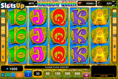 rainbow queen egt casino slots