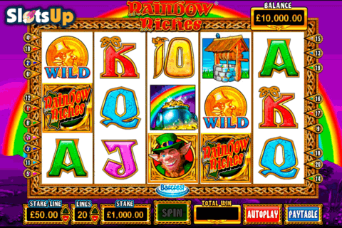 Rainbow Dice Slot - Play Online for Free Instantly