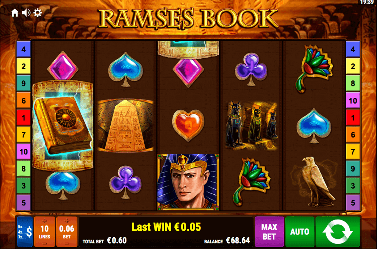 Magic Book Slot - Play the Bally Wulff Casino Game for Free