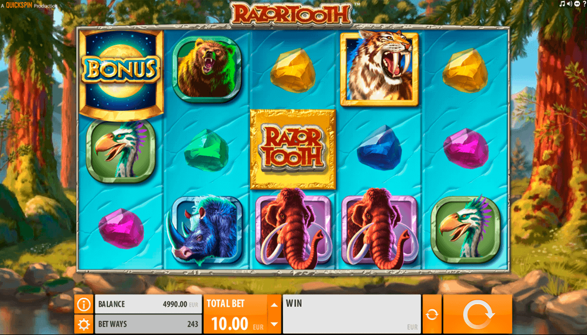 online real casino free spin game