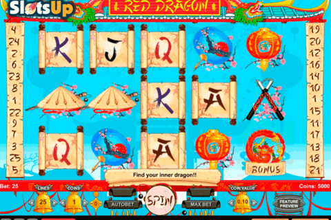 RED DRAGON 1X2GAMING CASINO SLOTS