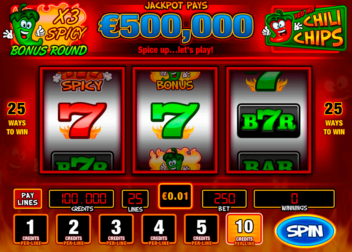 Red Hot Chili Chpis Slot Machine Online ᐈ Pariplay™ Casino Slots