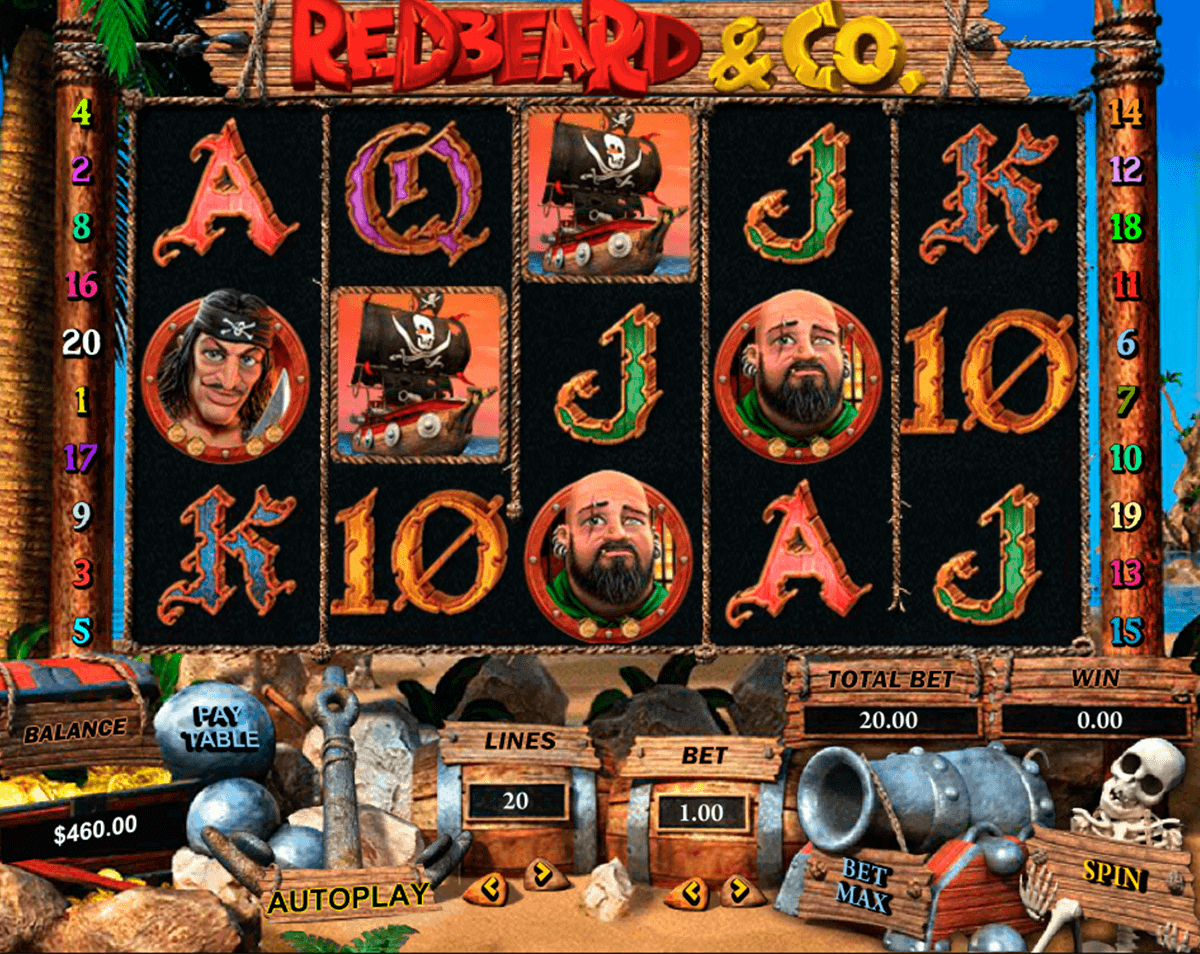Redbeared & Co. Slot Machine Online ᐈ ™ Casino Slots