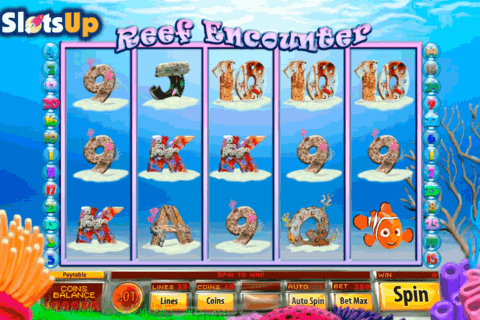 reef encounter saucify casino slots