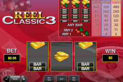REEL CLASSIC 3 PLAYTECH CASINO SLOTS