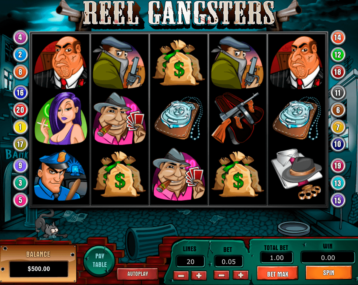 Scarface Slot Machine - Play the Classic Gangster Movie Slot