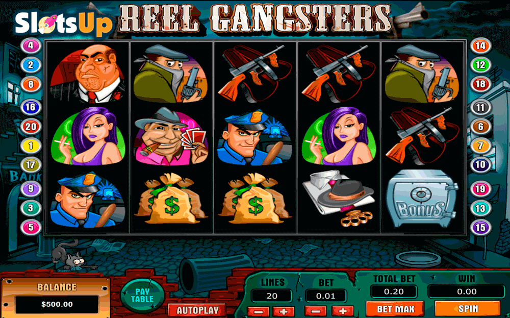 Reels of Darkness Slot Review & Free Online Demo Game