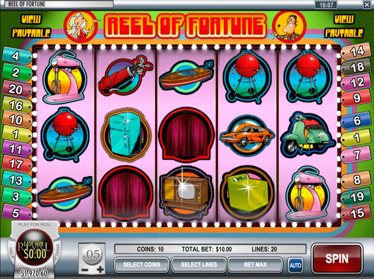 5 Reel Circus Slot Machine Online ᐈ Rival™ Casino Slots