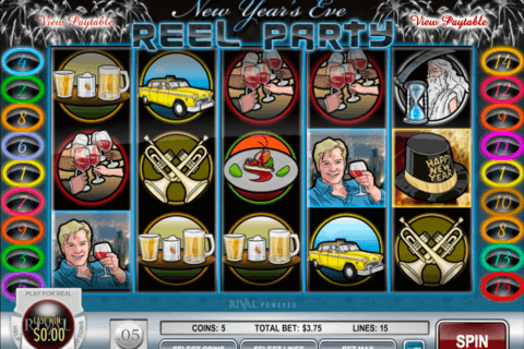 reel party rival casino slots