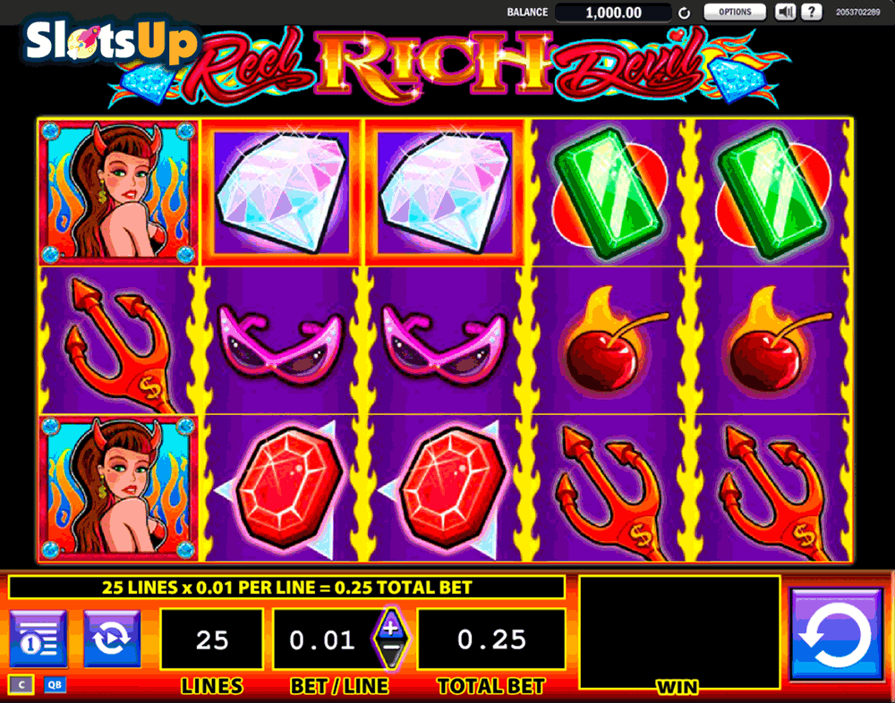 Devil Slot Machine - Try it Online for Free or Real Money