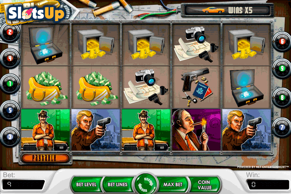 Reel Steal Slot Machine Online ᐈ NetEnt™ Casino Slots