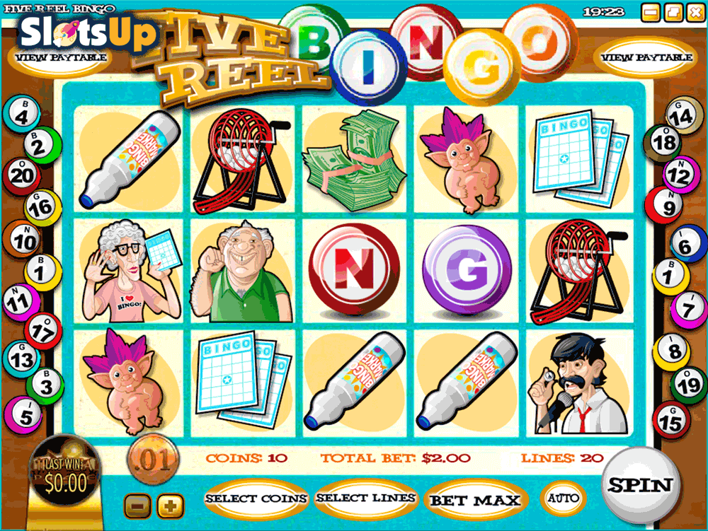 Bingo Trucks - Win Big Playing Online Casino Games