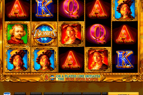 REMBRANDT RICHES HIGH5 CASINO SLOTS