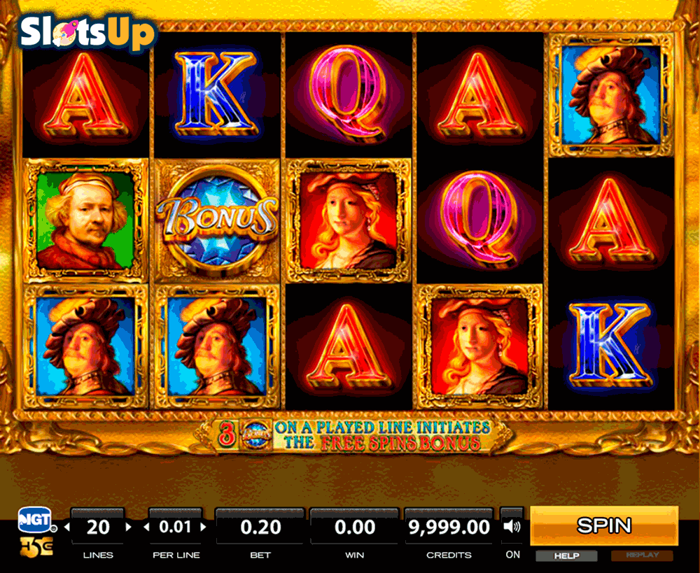 Wild Fire Riches Slot Machine - Try this Free Demo Version