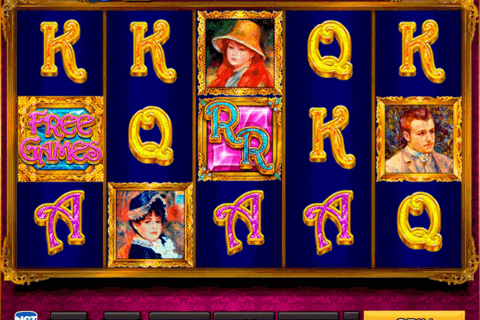 renoir riches high5 casino slots 480x320