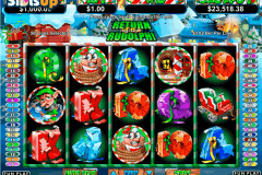 return of the rudolph rtg casino slots 480x320