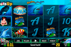 RICHES OF THE SEA HD WORLD MATCH CASINO SLOTS